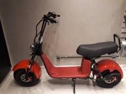 Título do anúncio: Luxuoso Scooter Patinete Elétrico 1000W - 12AH