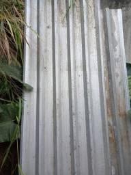 Telha de aluminio