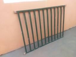 Título do anúncio: Grade de Ferro Vigia para muro