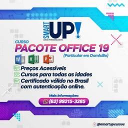 Curso de Pacote office 2019