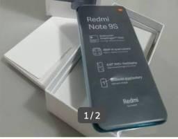 Redmi Note 9S + Fone Bluetooth