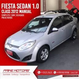 Fiesta Sedan Class Completo 2012
