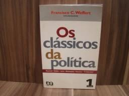 Livro: Os Clássicos da Política / Autor: Francisco C. Weffort / Ano: 2006