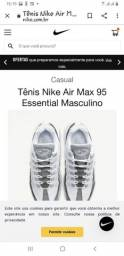 Vendo tenis Air max95 Masculino