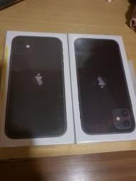 iPhone 11 64 GB Preto lacrado com nota fiscal