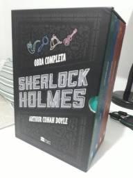 Box de livros Sherlock Holmes - Arthur Conan Doyle