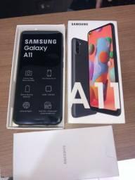 Samsung A11 totalmente novo