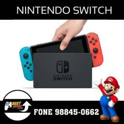 Nintendo Switch V2 Loja Física