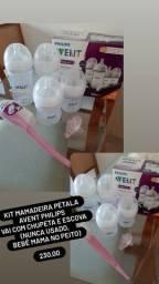 Kit mamadeira Philips Avent
