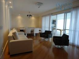 Apartamento residencial para locação, Alto Padrão - Vila Clementino, São Paulo.