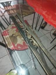 corrente prata 50cm