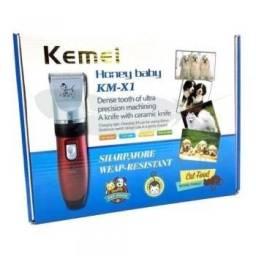 Maquina de tosa cachorro Kemei KM-X1