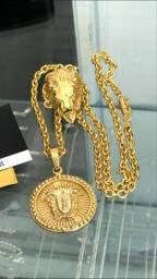 Título do anúncio: Cordão de prata 900$