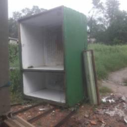 Caixa termica para 4 tonelade pescado