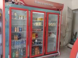 Título do anúncio: Vendo Freezer para frios e laticínios de 3 portas