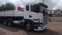 Título do anúncio: Scania 6x2 2003 R400