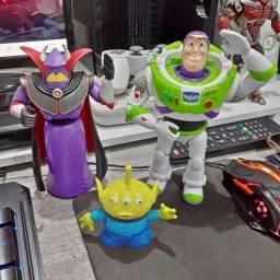 Boneco Zurg Toy Story Original Disney