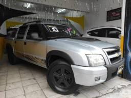 Chevrolet S10 Rodeio 2.4 8V Flex Completo Financia e Troca