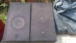 Título do anúncio: Caixas de Som Grandes Bass 500