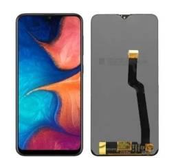 Tela / Display para Samsung A10 a105  - Melhor Preço do ES e Instalação em 30 Minutos!