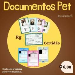 Dcs  personalizados Para Pet