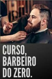 Curso de barbeiro em domicílio