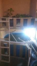 Sistema de aquaponia
