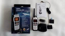 Radio marinizado vhf uniden atlants 150 novo