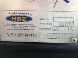 Plataforma de carga e descarga Truck - 2014