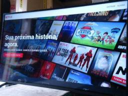 "Smart Tv 40"" Philco com Wi Fi, Android e Netflix - semi nova"
