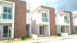 (ELI) Saia do Aluguel! Casa em Condomínio no Eusébio, 95,90m², 3 Suítes, 2 Vagas
