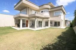 Moderno sobrado de esquina com acabamentos perfeitos e espaço de sobra, 506 m2 de terreno