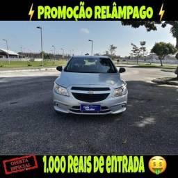 Promoção relâmpago onix 1.0 joy ano 2018 com r$ 1.000 mil de entrada - 2018