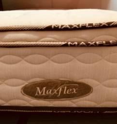 Colchão de Molas Max Flex Solteiro