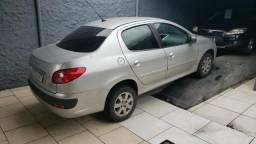 Peugeot 207 sedan passion 1.4 completo* financio - 2011