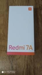 Celular xiomi redmi 7 A lacrado na caixa somente venda