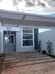 Linda casa de 70 m² no Florais, 1 suíte + 2 quartos