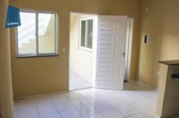 Apartamento com 2 dormitórios para alugar, 65 m² por R$ 600,00/mês - Lagoa Redonda - Forta