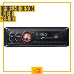 Aparelho de Som - HD 1581