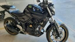 Vendo Yamaha MT 03, MT03, MT-03, 2017/17 - 2017