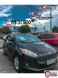Ford New Fiesta Sedan Sedan SE 1.6 16V Flex 4p - 2014