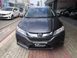 Honda city LX 2016 Automatico(extra)