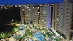 Apartamento 02 quartos com suite- parque aquático termal - ecologic Park