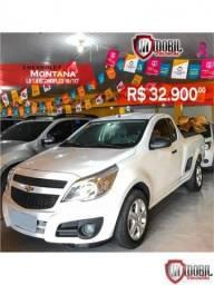 Chevrolet Montana LS 1.4 ECONOFLEX 8V 2p - 2017