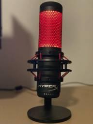 Microfone HyperX Quadcast