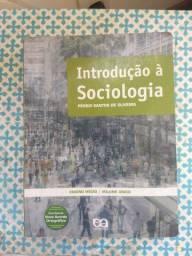 Introdução a sociologia - pérsio Santos de Oliveira