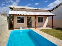 Casa com piscina 125.000-Cabo Frio/RJ