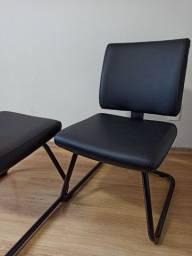 Cadeira de escritório courissimo alta qualidade