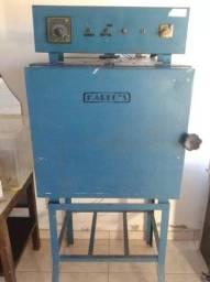 Forno Karlos - Para queima de Porcelana - Artesanal -1000° * 220V