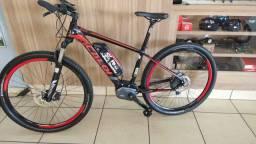 Bicicleta motanbaik e-vaibe Caloi